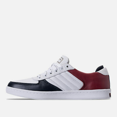 timeless design 72390 b98a9 Mark Nason Los Angeles Casual Shoe Navy Blue Burgundy White New Trendy  Modern 12
