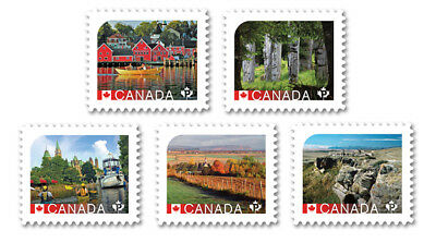 25 CANADA P --- Stamps UNCANCELLED / OFF PAPER / NO GUM / Face Value $21.25