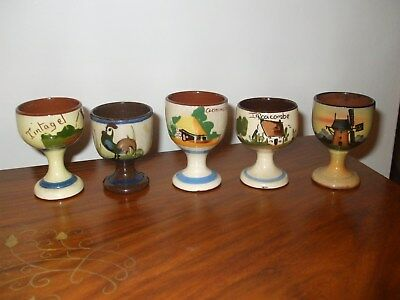 Torquay Pottery, Cottage Egg Cups & Others