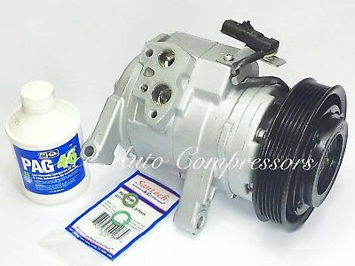 2003-2007 Dodge Ram Pickup V8 5.7L Engines only NEW AC Compressor With 1 Year Warranty