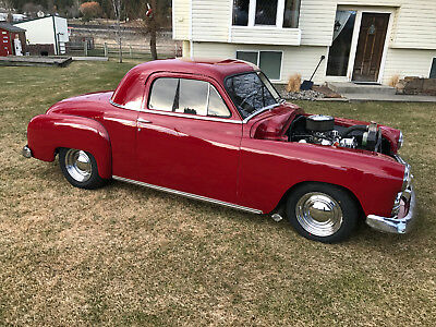 1951 Plymouth Other  1951 Plymouth Three window business coupe..Rare and Nice