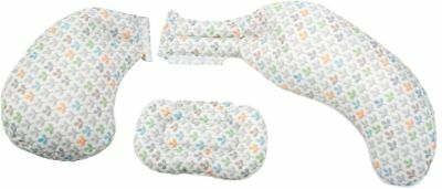 Boppy Total Body Pillow - Silverleaf. From the Official Argos Shop on ebay