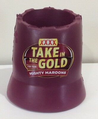 Xxxx Take In The Gold For Your Mighty Maroons Stubby Holder Liquorland Promotion