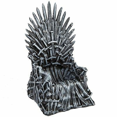 Game of Thrones Egg Cup Miniature Replica Iron Throne Novelty Tableware Gift