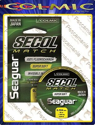 Seaguar AGE MATCH Monofilaments pure 100% made in japan ø0,10->ø0,235mm 50mt