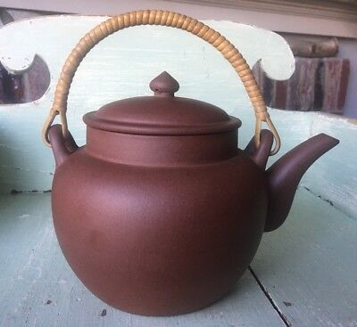 Signed Antique Chinese Yixing Teapot