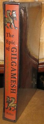 Folio Society The Epic of Gilgamesh  Brand new, sealed (see more Folios listed