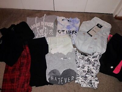 Girls clothing bundle age 12, 13, 14, 15 Including New look, h&m