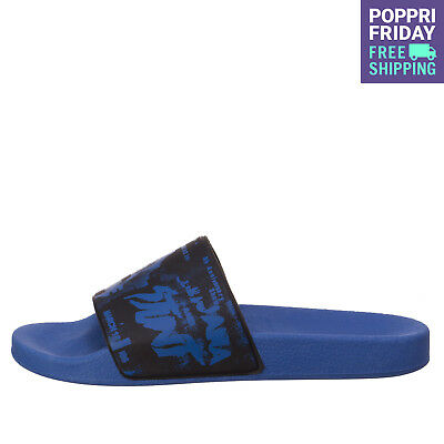 POPPRI FRIDAY: DIESEL Size 43/44 / UK 9/10 SA-MARAL Beach Sandals Made in Italy
