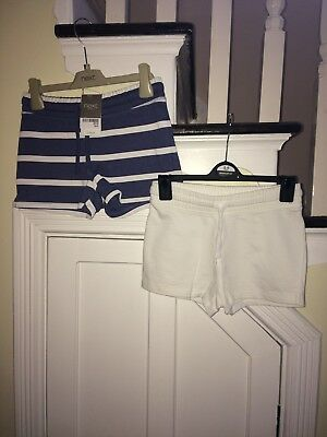 Girls summer shorts age 8 BNWT Next
