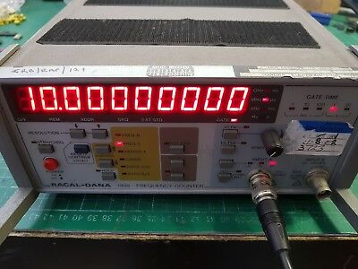 Racal Dana 1998 1.3GHz Frequency Counter With Option , M , 55 , 10 , O4E , 60