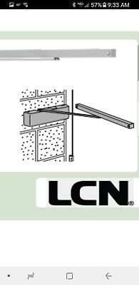 Lcn Smoothee Arm-Std Finish-Stat Screws-Tbwms 4003T*new In Box*