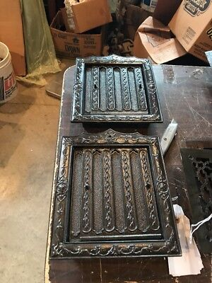 T2 – 2Available Price Each Wall Mount Heating Grate 10 3/8 X 12.5