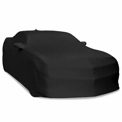 Chevy Camaro Car Cover red or black Ultraguard Stretch Satin Indoor : 2010-2019