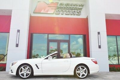 2015 Mercedes-Benz SL-Class Base Convertible 2-Door 2015 SL400 CONVERTIBLE - 1 OWNER FLORIDA CAR - ONLY 8,000 MILES - LOADED