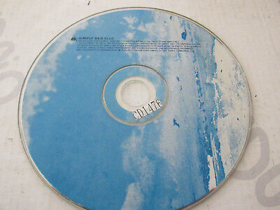 Simply Red ‎– Blue CD 1998 solo CD no cover