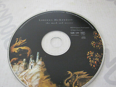LOREENA McKENNITT . THE MASK AND MIRROR . CD - no cover
