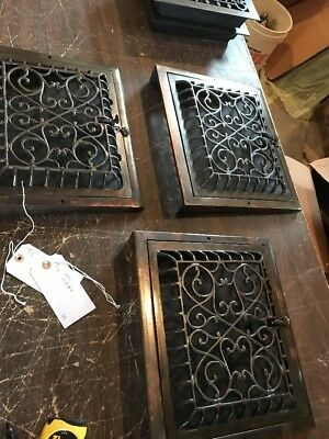T 16 three available price each floor to wall heating Grate 12.5 x 14