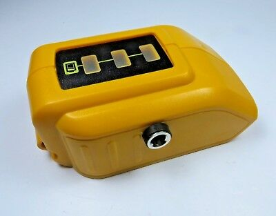 DeWalt 20v *Heated Work Jacket Adapter* DCB091 - Battery USB Charger - Generic -