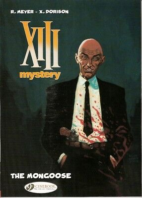 XIII Mystery T.1 - The Mongoose - Comics Cinebook 2014 (english) - Comme neuf