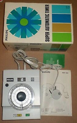 Philips PDT 022/01 Super Automatic Timer - in OVP - BOXED Belichtungsmesser