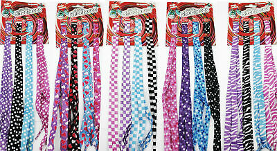 4 Pairs Shoe Laces Boot Trainer Sneaker Pattern Fashion BUY 1 GET 1 20% OFF