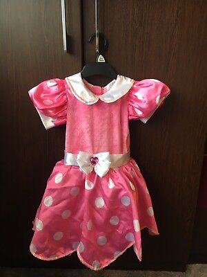 Disney Store Minnie Mouse Dress Up