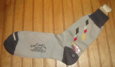 Vintage 50s 60s? mens CITATION Sport Sox New Old Stock Cotton/Nylon socks Sz 12