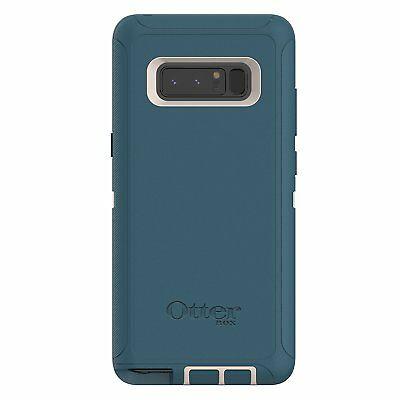 OtterBox - Defender Series Case for Samsung Galaxy Note8 Big Sur with Holster