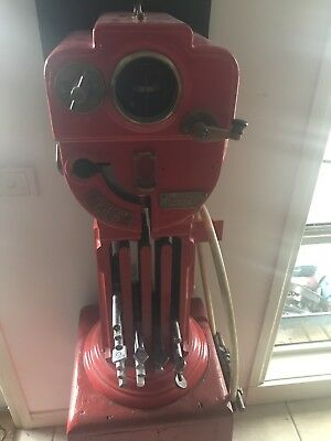 Extremely Rare Railway VRI Electric Train Staff Machine And Electric Staffs