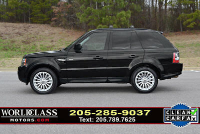 2013 Land Rover Range Rover Sport 4WD 4dr HSE Loaded 2013 Range Rover Sport HSE, clean Carfax, just serviced / land rover LR4