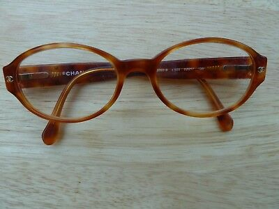 Woman's CHANEL EYEGLASSES 3050-B c.525 52017 135 - NO.C1860603 - MADE IN ITALY