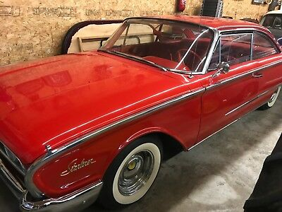 1960 Ford Galaxie  1960 ford starliner