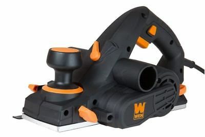 Electric Hand Planer Power Tool, Corded, WEN 6530, 6-Amp 3-1/4-Inch Lightweight