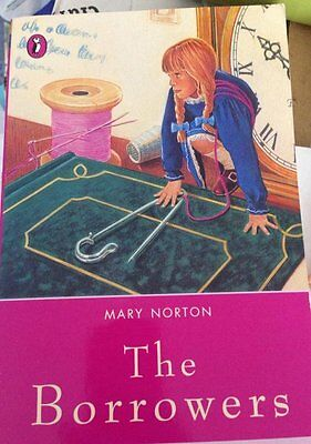 The Borrowers Book by Mary Norton