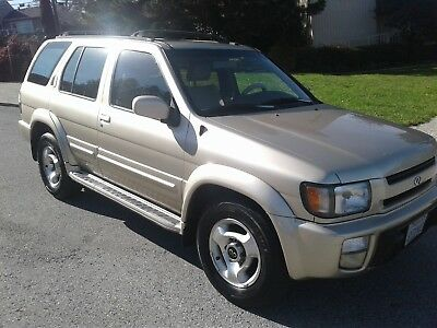 1998 Infiniti QX4 SE CLEAN CALIFORNIA RUST-FREE 1 OWNER INFINITY QX4 FULLY LOADED 190K AT RUNS WELL