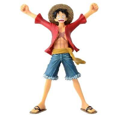 One Piece Monkey D Luffy Figure JP Anime PVC Collection Toy Gift AU Stock