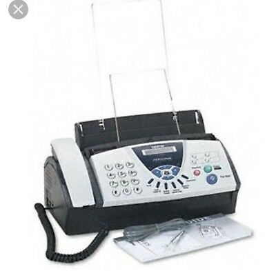 New Brother FAX-575 Plain Paper Fax Phone & Copier **Free Shipping**