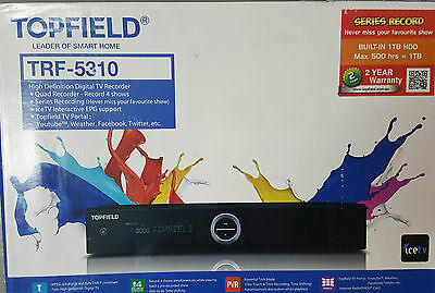 Topfield TRF-5300/ 5310 with 1TB hard drive built-in