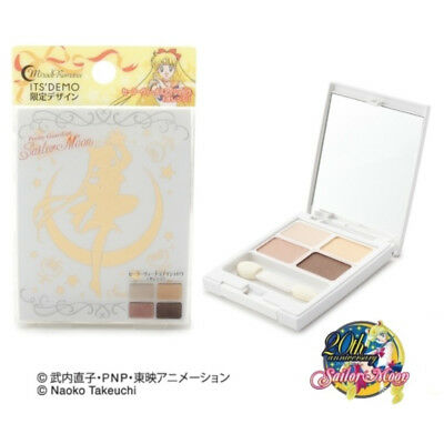 [CREER BEAUTE] Miracle Romance Cosplay SAILOR MOON Eyeshadow Palette Limited NEW