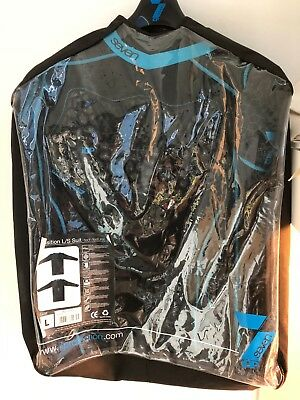 7 iDP Transition Suit Long Sleeve large