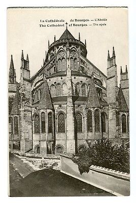 CPA-Carte postale-France -Bourges - Sa Cathédrale - L'Abside (CPV 257)