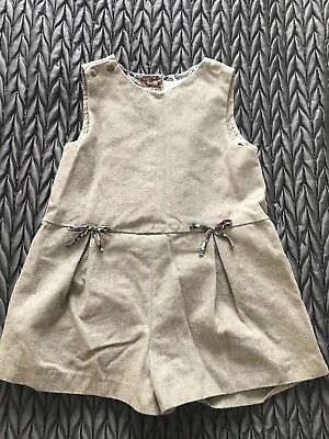 Zarababy girl collection playsuit size 3-4 years