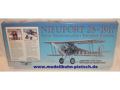 Model Airways Nr. 1002 -- Nieuport 28 - 1917 -- 1/16 Scale, NEU in OVP