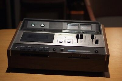 Akai GXC-46D Pro Cassette Deck, In Great Condition, Made In Japan, Vintage, Rare