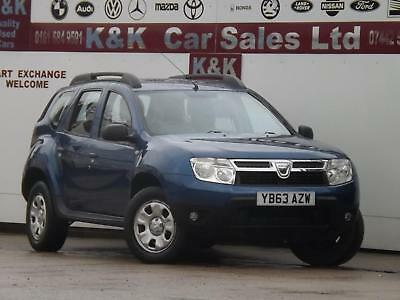 Dacia Duster 1.5dCi 110 ( 109bhp ) 4X4 Ambiance(ONE OWNER+FULL HISTORY+LONG MOT)