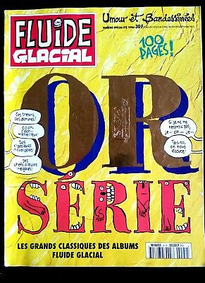 Fluide Glacial - Série Or n°4 - Sur 100 pages -