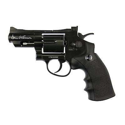 Softair - Revolver - Dan Wesson 2,5' CO2 NBB - ab 18, über 0,5 Joule