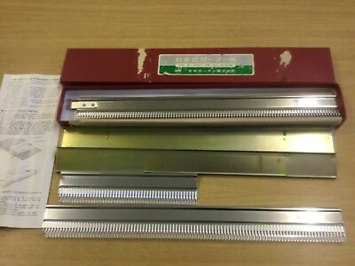 Standard Gauge GARTER BAR SET for Brother Knitting Machine, Complete
