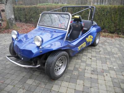Buggy ritter chassis long oltimer